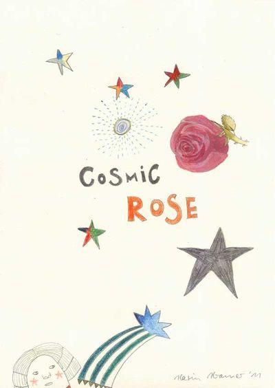 Cosmic-rose