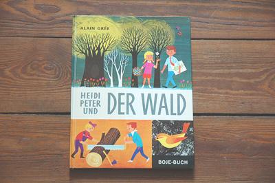 Heidipetereundderwald